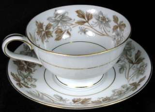 NORITAKE FINE CHINA ALLISON CUP and SAUCER 5313