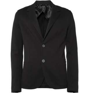 Clothing  Blazers  Single breasted  Deconstructed