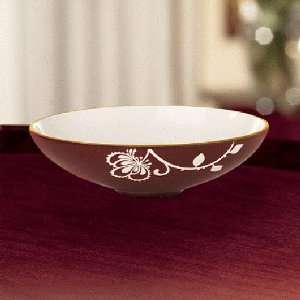 Gorham China Retro Bloom Soup/Cereal Bowls Kitchen