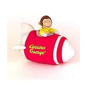 Curious George  Space Adventure Vehicle Toys & Games