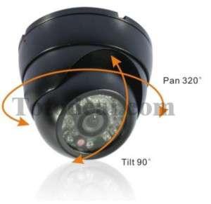 420TVL CCTV Color Dome Security Camera Wide Angle Lens