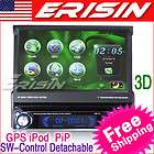 ES815US 7 1 Din In Dash HD Touch Screen Car DVD Player GPS IPOD TV