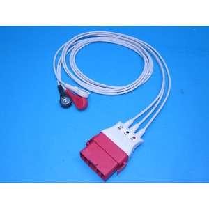 Zoll OneStep ECG EKG Lead Wires 4 R Series Monitor AED