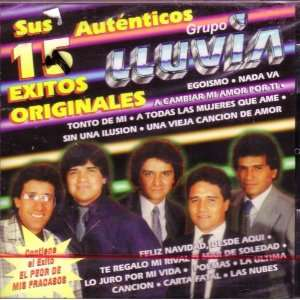 Sus 15 Autenticos Exitos Originales Music