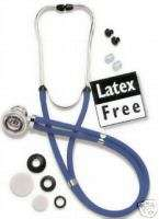NEW IN BOX ROYAL BLUE SPRAGUE RAPPAPORT STETHOSCOPE