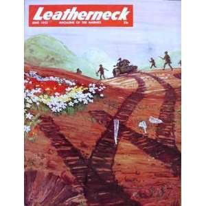 Leatherneck: Magazine of the Marines June 1952 (Vol XXXV