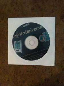 Pronto TSU2000 Remote Control CD User Guide TSU2000/01