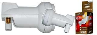 lnb single smart titanium rauschmass 0 1db single 1 teilnehmer