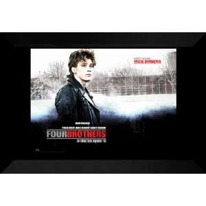Four Brothers 27x40 FRAMED Movie Poster   Style E 2005