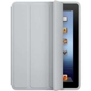 Apple iPad Smart Case   Polyurethane   Light Gray   for