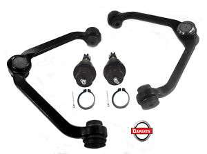 UPPER CONTROL ARMS LOWER BALL JOINTS RIGHT LEFT 2WD 4WD