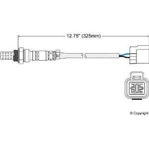 New Dodge Colt, Eagle Summit, Mitsubishi Galant Walker Oxygen Sensor