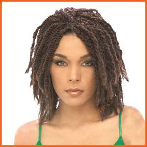 Afro Kinky Marley Braid Bulk Extension (Choose your Color)