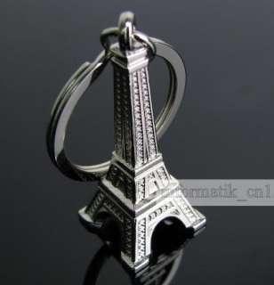 neu Eiffelturm Schlüsselanhänger key chain ring new