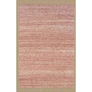 Linon Verginia Berber Red & Natural   5 3 x 7 6
