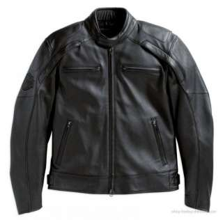 Harley Davidson Lederjacke Skull Gr. L schwarz   NEU in Nordrhein
