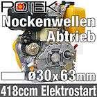 Dieselmotor 11PS Diesel Motor 7,8kW Camshaft Abtrieb für Säge Mäher