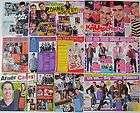 BIG TIME RUSH   Berichte Sammlung   Poster Artikel Clippings