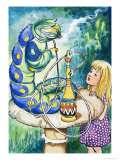 Alices Adventures in Wonderland Print at AllPosters