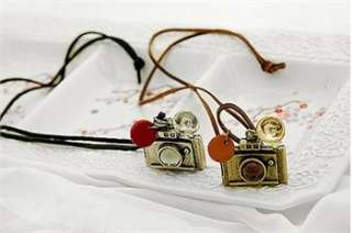 Fashion Favorite Vintage Style Camera Pendant Necklace x76 great gift