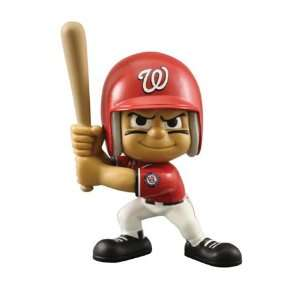 Washington Nationals Kids Action Figure Collectible Toy