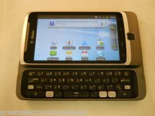 HTC G2 3G Google Phone (UNLOCKED) T Mobile AT&T ★ Android 2.3.4