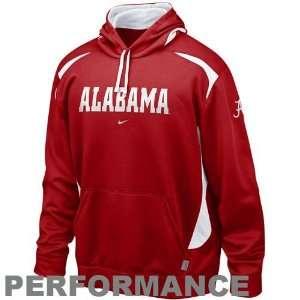 Nike Alabama Crimson Tide Crimson Power Pullover