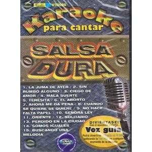Karaoke Para Cantar Como SALSA DURA: KARAOKE: Movies & TV