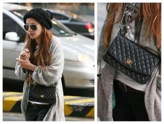 Fashion Shoulder Bag Quilting Chain Cross Korean Ladies Handbag New
