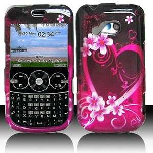 Love Protector HARD Case Snap on Phone Cover for Net10 LG 900g