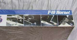 NIB Vintage Revell Yeager Super Fighter F 18 Model 148