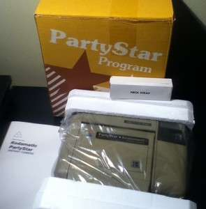 Party Star Kodamatic Instant Camera Brand New
