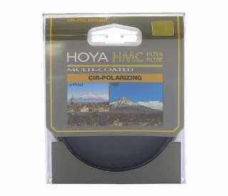 Hoya 52mm Circular Polarizer (HMC) Multi Coated Filter