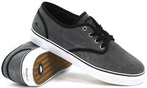 Emerica Romero 2 (Dark Grey/Black) Mens Shoes *NEW*