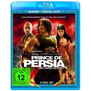 Prince of Persia Der Sand der Zeit inkl. Digital Copy Blu ray