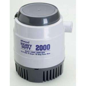 Attwood Heavy Duty Bilge Pump 4060 4