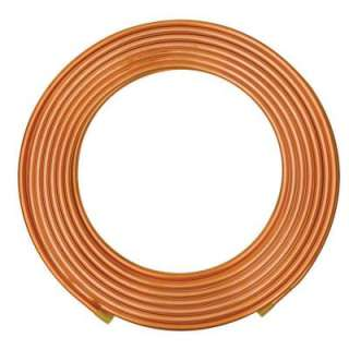 Mueller Streamline 60 Ft. X 1/2 In. Type K Soft Copper Coil KS04060 at
