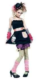 Harajuku Girl Trendy Adult Womens Halloween Costume