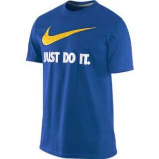 NIKE Herren T Shirt Just Do It Swoosh  Sport & Freizeit