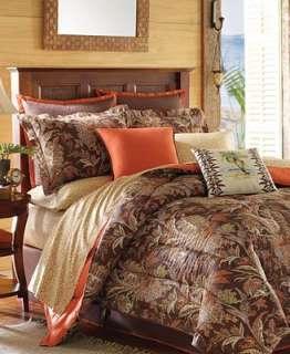 Tommy Bahama Home Tiki Bay Comforter Set California King