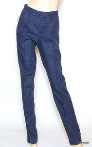 NWT DIESEL PIERRE B SLIM STRAIGTH LEG PANTS 29 35 BLUE