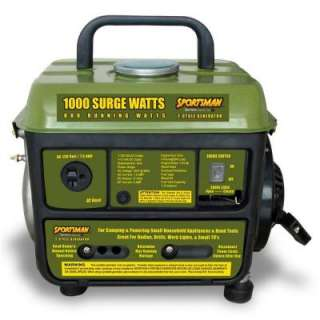 Watt 2 Stroke Portable Generator with Brushless Motor   DISCONTINUED