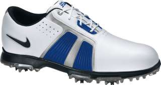 Nike Zoom Trophy Mens Golf Shoes WHT/GAME BLUE/MTLC SIL  Select Size