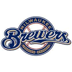MLB MILWAUKEE BREWERS Decor Mural WALL ACCENTS STICKERS