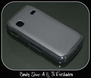 Samsung Galaxy Gio S S5660 Silikon Tasche Hülle Case