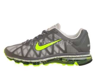 Nike Air Max 2011 Dark Grey Volt Mens Fuse Mens New Running Shoes 360