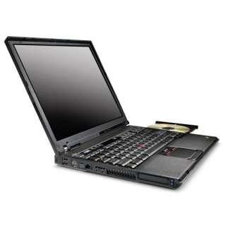 IBM ThinkPad T42 35,6 cm (14 Zoll) XGA Notebook (Intel 1.7GHz, 512MB