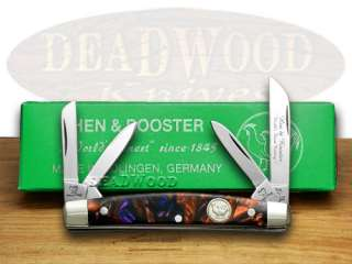 HEN & ROOSTER AND Mystic Heart Congress Pocket Knives