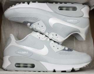 NIKE Wmns Air Max 90 Hyperfuse Premium sz 8.5 Aura White Limited QS