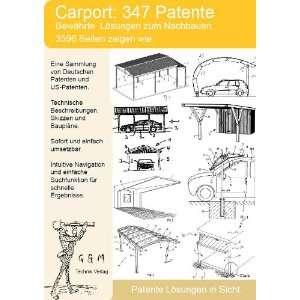 Carport selber bauen 3596 Seiten Patente zeigen wie